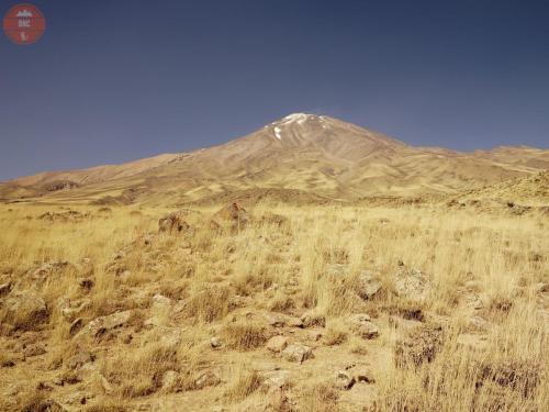 Íránský Elbrus - Damávand