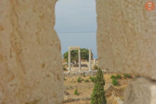 Antické město - Byblos