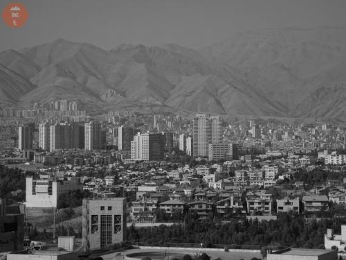 Betonové mraveniště - Teherán