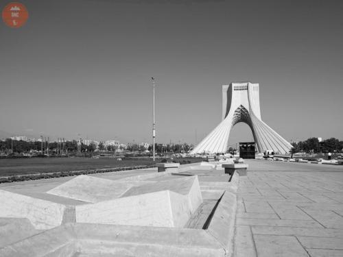Bordž- e Ázádí - Teherán