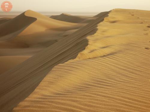 Fascinující atmosféra pouště - Maranjab