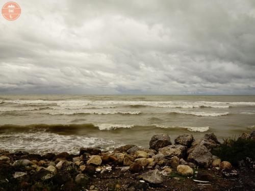 Kaspické moře - Amol