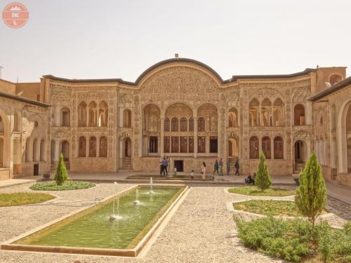 Kupecký palác Tabatabájí - Kášán