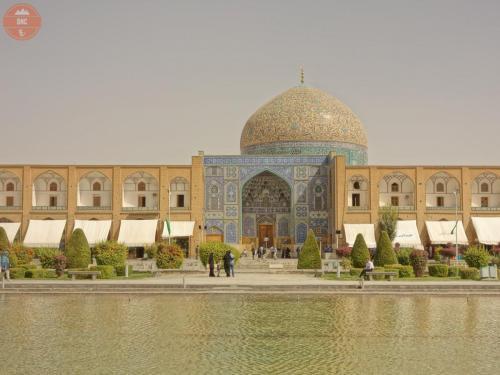 Mešita šejka Lotfolláha - Isfahán