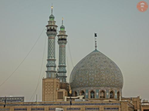 Mešita Azam - Qom