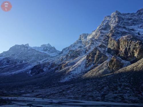 Mrazivé ráno - Hampta Pass Trek