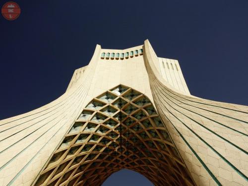 "Neboli ""Vež svobody"" - Teherán"