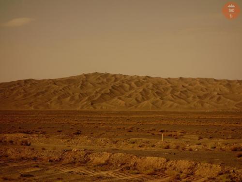 Nekonečná pustina