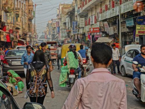 Paharganj - Dillí
