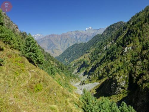 Panenská příroda - Indrahar Pass Trek