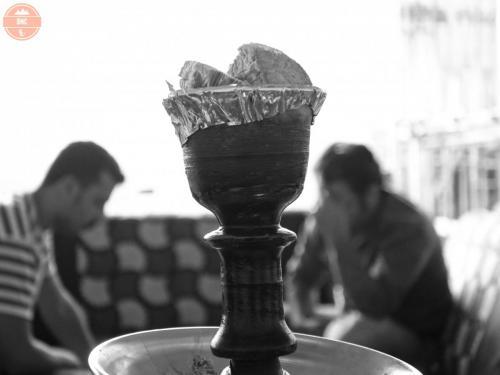 Posezení v čajce - Amol