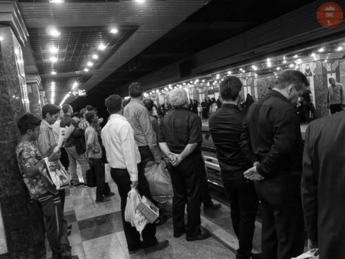 Teheránské metro - Teherán