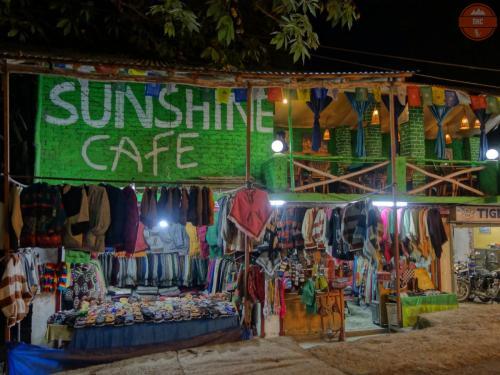 Všudypřítomná hippies atmosféra - Manali
