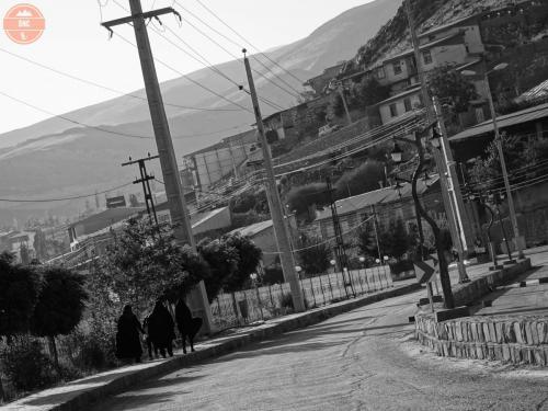 Vesnice Rineh - Damávand